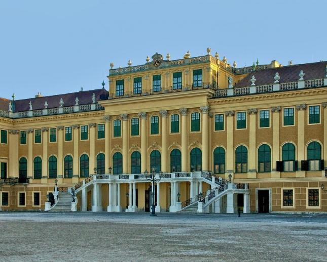 Schloss Schönbrunn Konzert